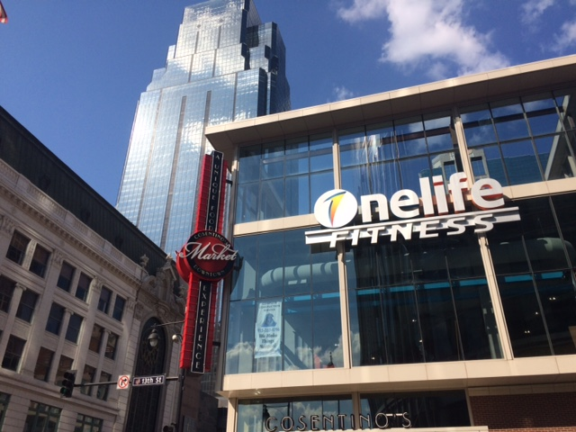 OneLife Fitness Center | Kansas City | Tenant Finish Onelife Fitness