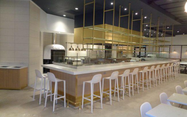 prairie village restaurant build