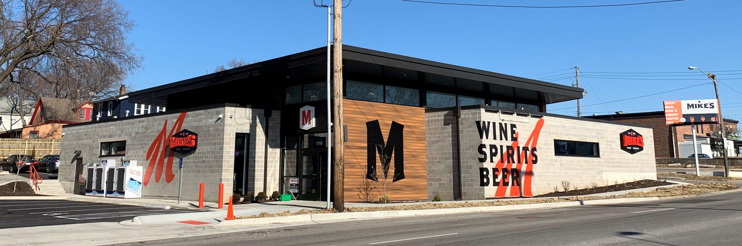 retail exterior construction westport